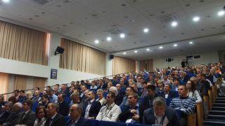 ЕВРОПОЛИМЕР на конференции Национальной ассоциации производителей автоклавного газобетона