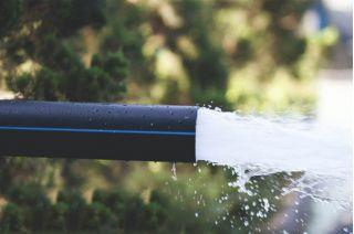 Запуск в производство ПЭ трубы для хозяйственно-питьевого водоснабжения