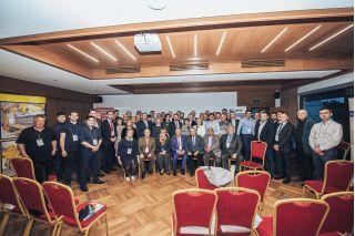 Конференция Развитие производства силикатного кирпича