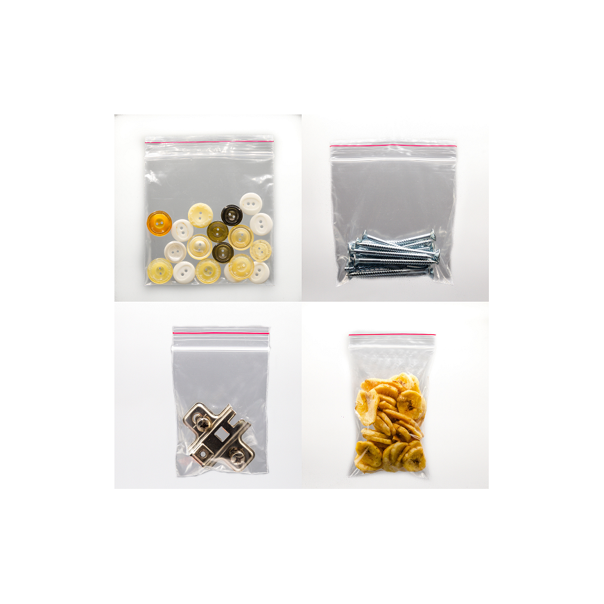 Удобные и практичные - пакеты с застежкой для всех!